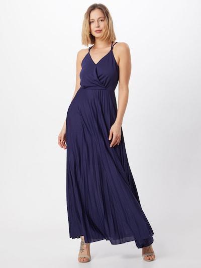 ABOUT YOU Letní šaty 'Falda' - tmavě modrá, Model/ka