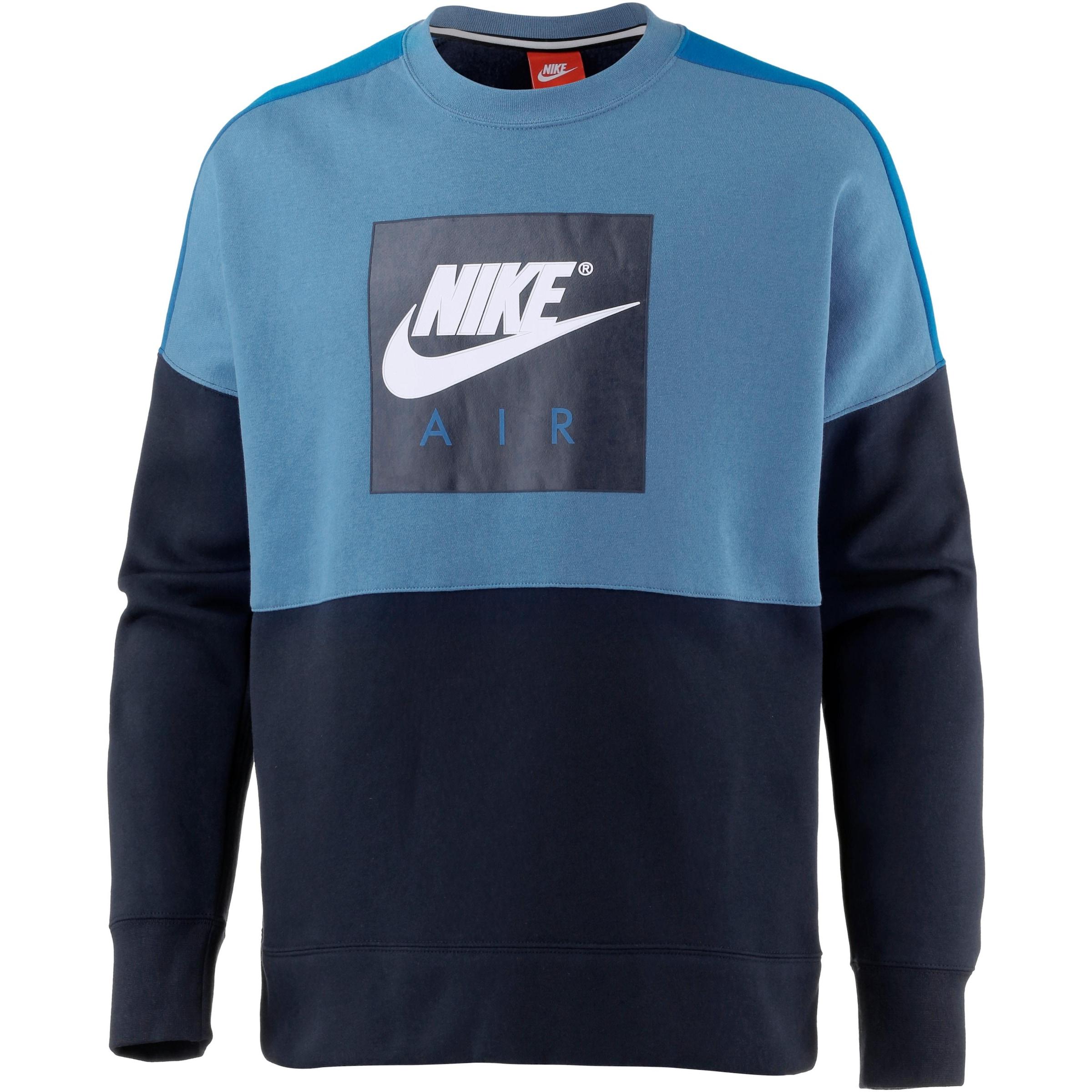 Spielraum Extrem Billig Billig Nike Sportswear Sweatshirt 'CREW AIR FLC' Outlet Limitierte Auflage H6s4wxp