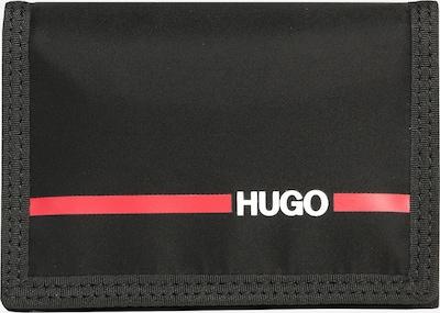 HUGO Portemonnaie 'Record RL_Multicard' in schwarz, Produktansicht