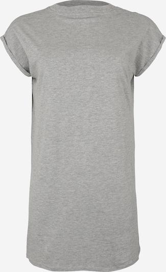 Urban Classics Curvy Obleka | pegasto siva barva, Prikaz izdelka