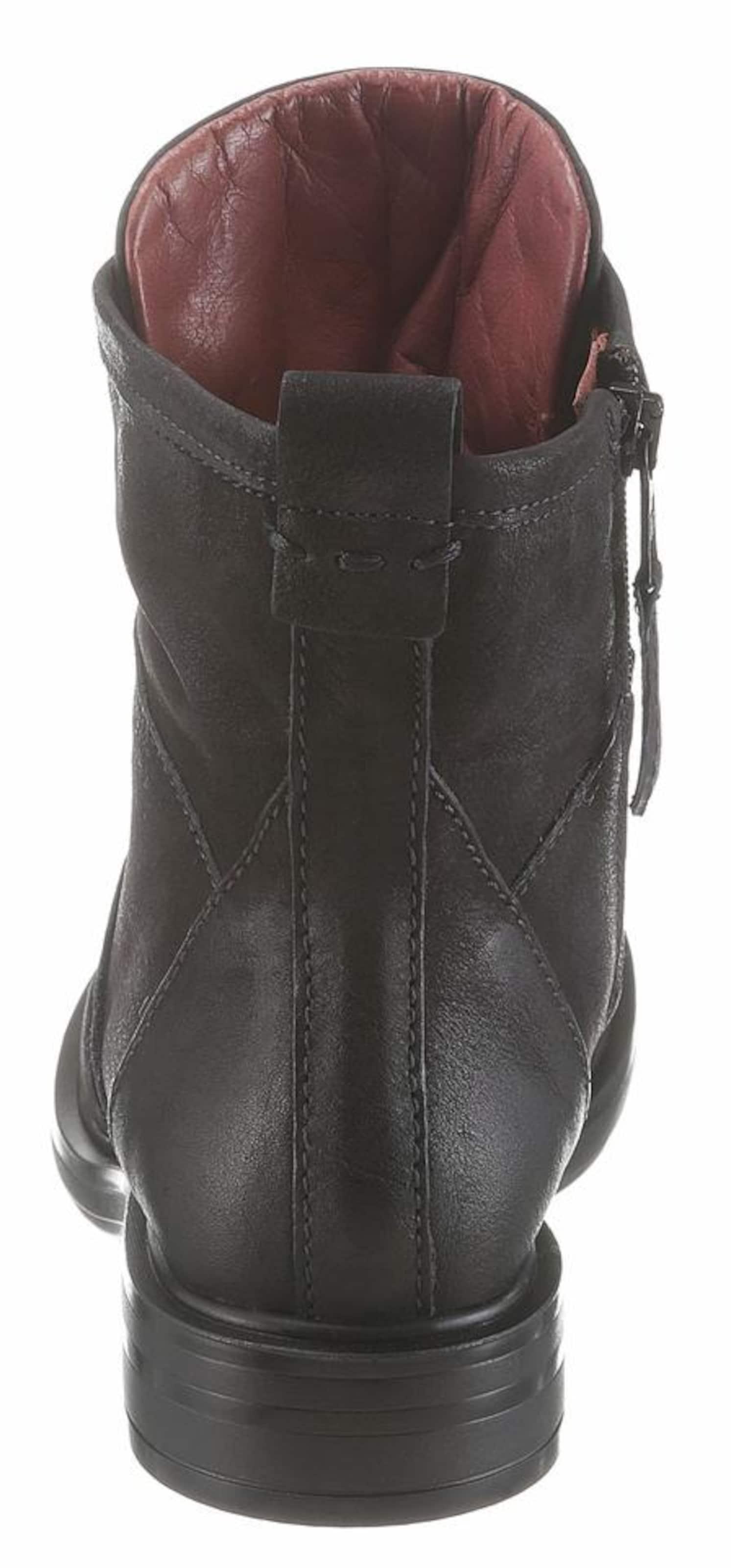 ARIZONA Stiefelette Leder Bequem, Bequem, Bequem, gut aussehend 8e3f07