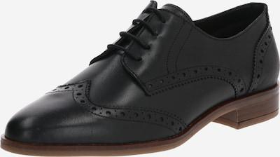 ALDO Schnürschuh 'GUETTARDA' in schwarz, Produktansicht
