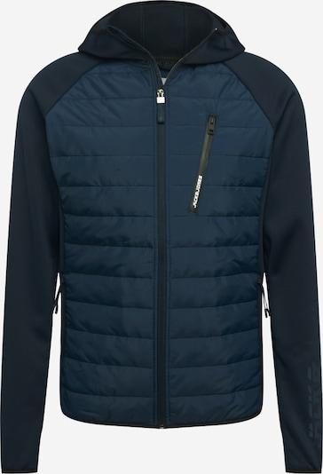 JACK & JONES Prehodna jakna 'Toby' | mornarska / turkizna barva, Prikaz izdelka