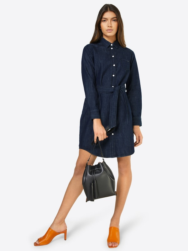 chemise 'esra' Yong Bleu Denim Jacqueline De En Robe 4jL3SAqc5R
