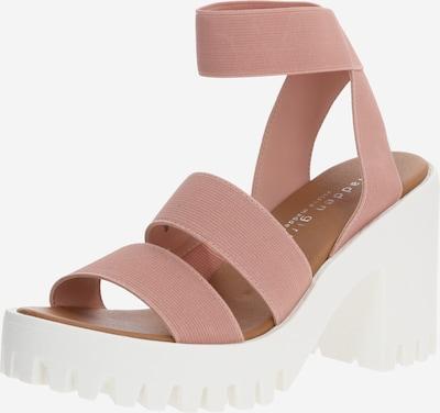 Sandale cu baretă 'SOHO' Madden Girl pe roz / alb, Vizualizare produs