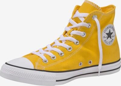 CONVERSE Sneaker in dunkelgelb / schwarz / weiß, Produktansicht