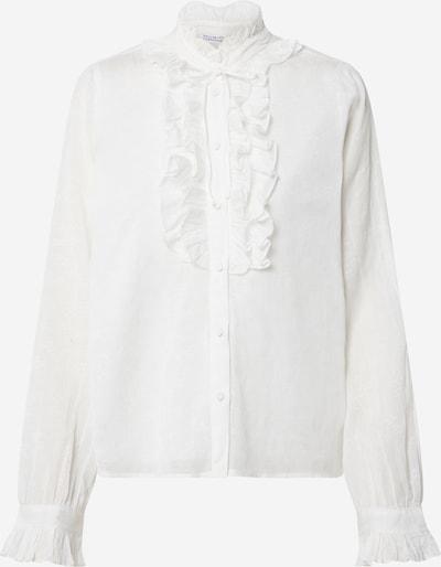 Vero Moda Copenhagen STUDIO Bluse  'LY' in weiß, Produktansicht