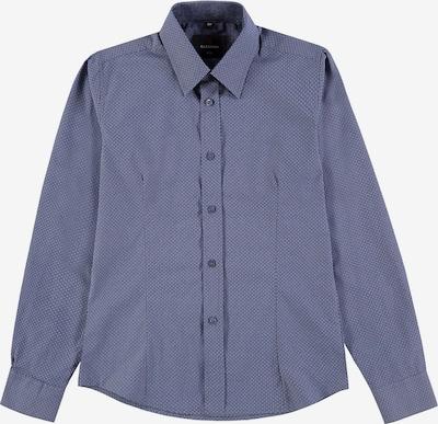 G.LEHMANN Hemd in blau, Produktansicht