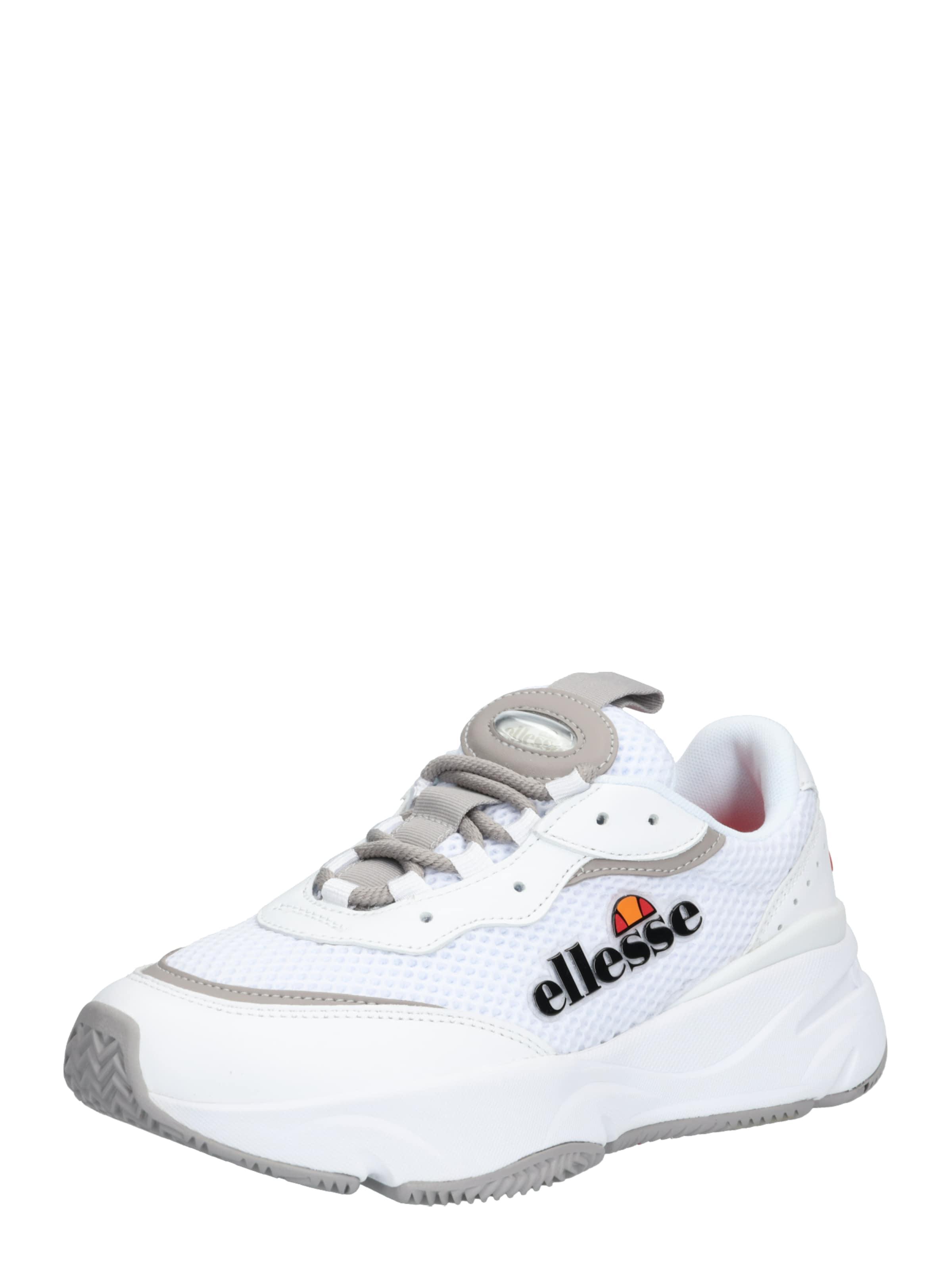Blanc Ellesse Basses Baskets En Ellesse CtdxhrsQ