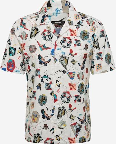 DENHAM Hemd  'VIPER' in mischfarben / weiß, Produktansicht