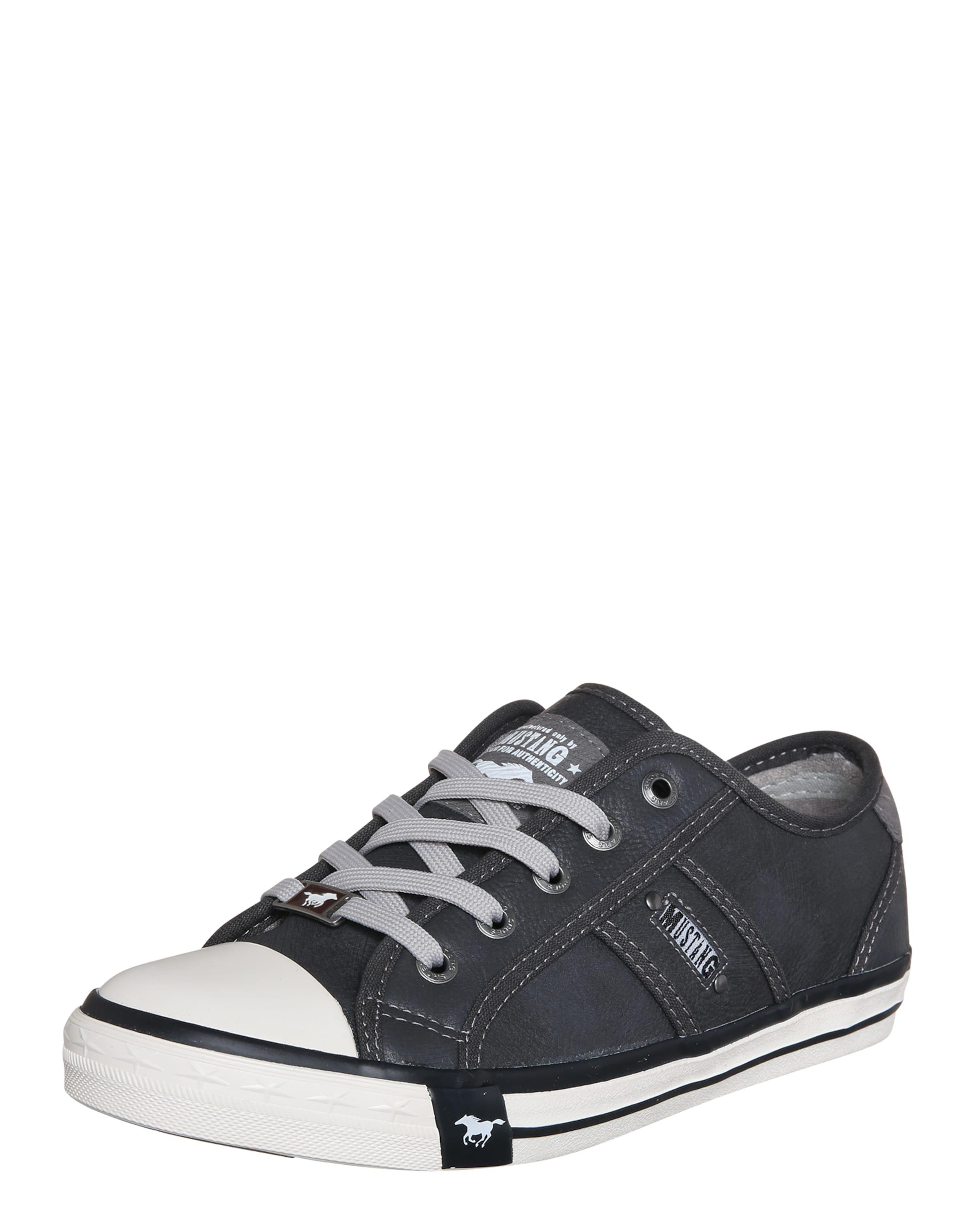MUSTANG Sneaker Low Verschleißfeste billige Schuhe