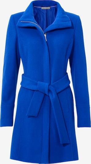 heine Wolljacke in royalblau, Produktansicht