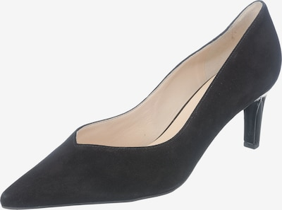 Högl Čevlji s peto | črna barva, Prikaz izdelka