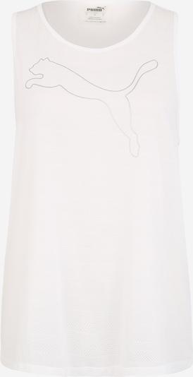 PUMA Sporttop in de kleur Wit, Productweergave