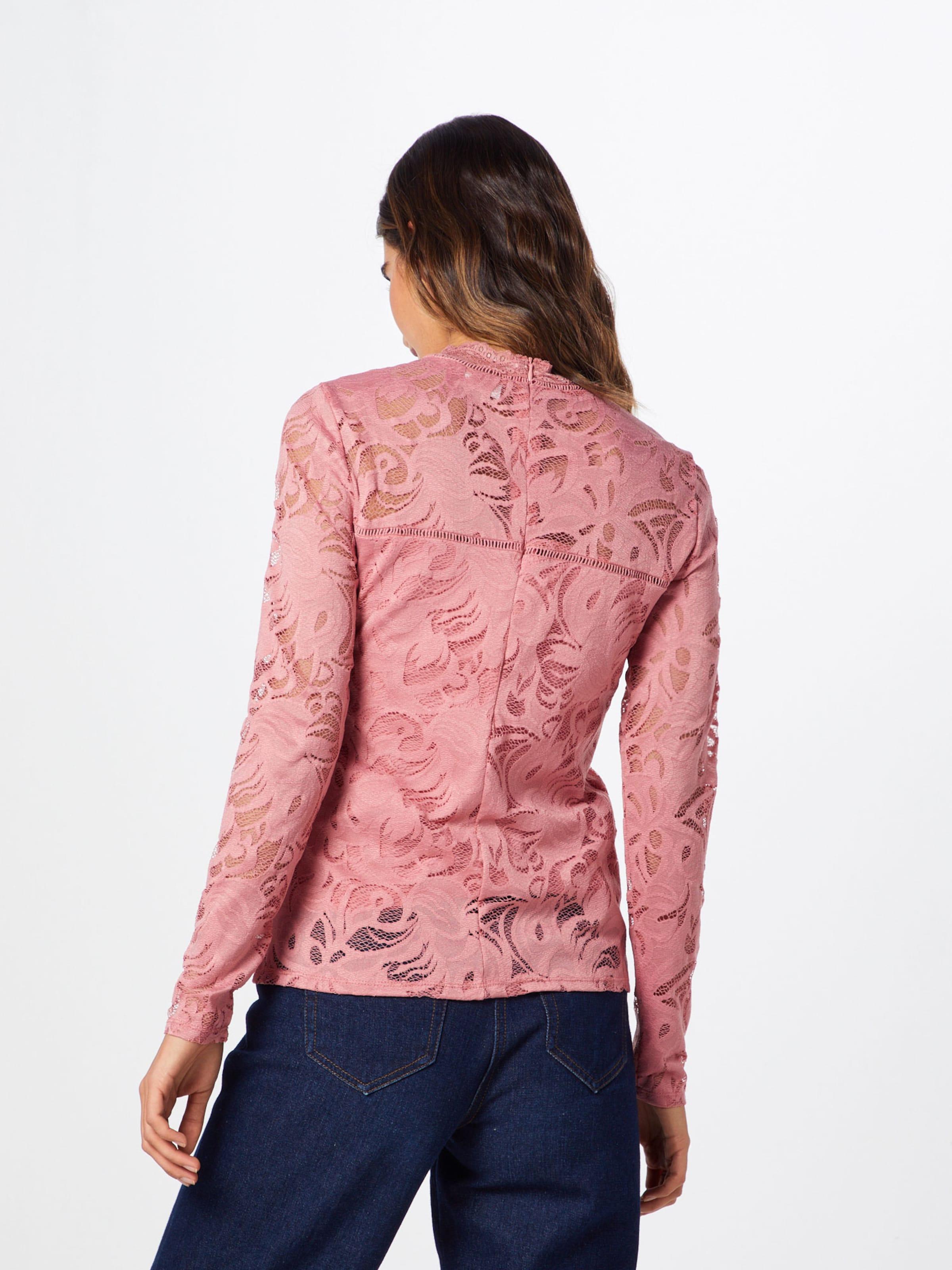 'vistasia' In Rosa Vila In Spitzenshirt Spitzenshirt Vila 'vistasia' E2eDIWH9Y