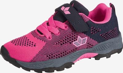 LICO Sneakers 'Jumper VS' in dunkelblau / pink, Produktansicht