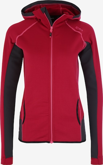CMP Sport-Jacke in dunkelblau / pink / rot, Produktansicht