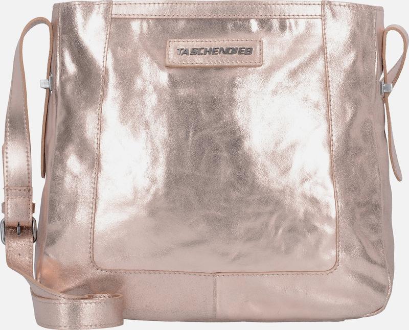 Taschendieb Wien Umhängetasche Leder 30 cm