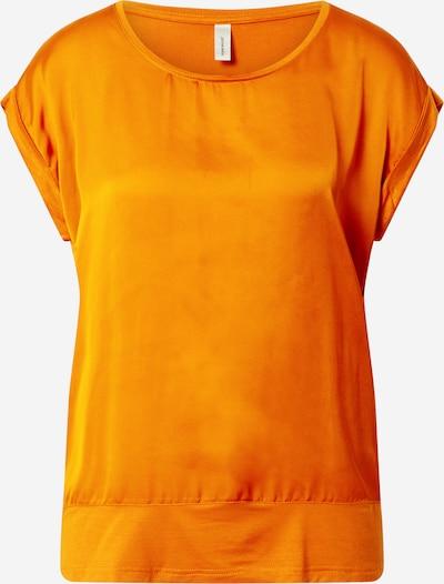 Soyaconcept Tričko 'THILDE 6' - oranžová: Pohled zepředu
