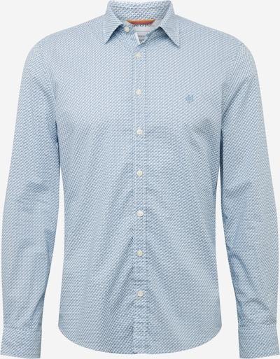 Marc O'Polo Overhemd in de kleur Blauw / Lichtblauw / Wit, Productweergave