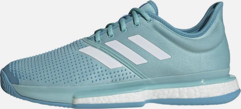 ADIDAS PERFORMANCE Sportschuh 'SoleCourt Boost Boost Boost CG6339 Synthetik, Textil Wilde Freizeitschuhe ed8cc5