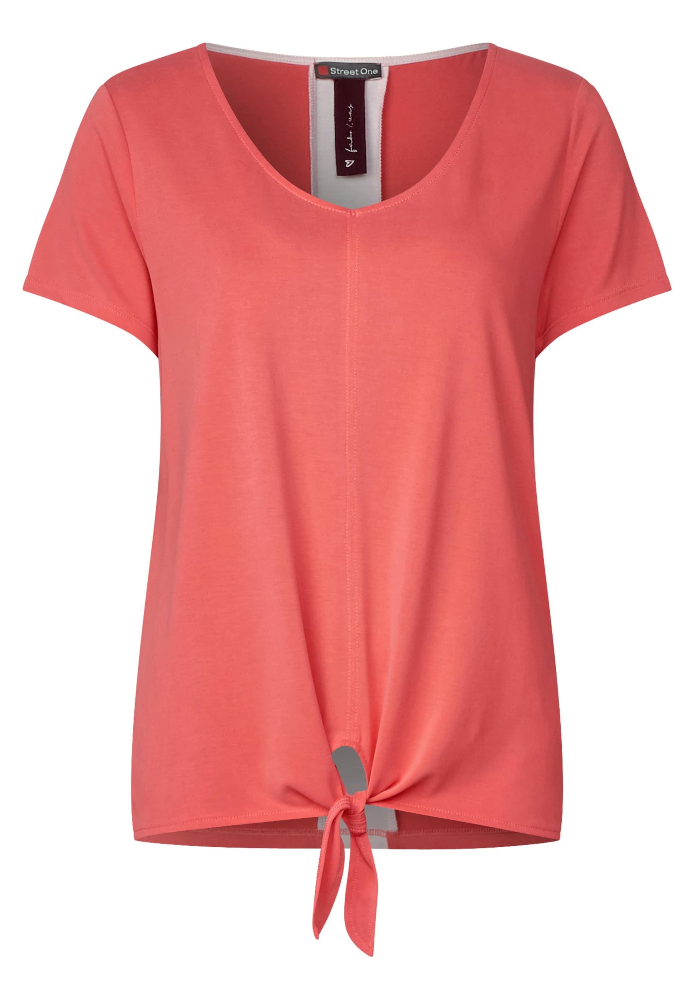 Street Street One KoralleAltrosa In Shirt One One In KoralleAltrosa Shirt Street Shirt CxtdQshr