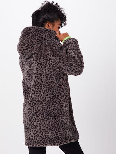 szürke Urban Classics Átmeneti kabátok: Hátulnézet