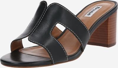 Dune LONDON Sandale 'JOUPE' in schwarz, Produktansicht