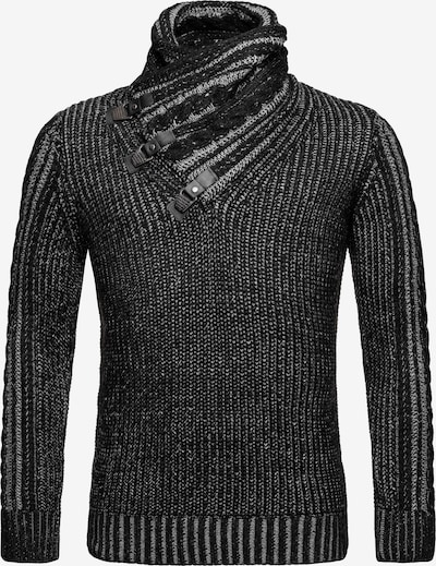 Redbridge Pullover in schwarz, Produktansicht