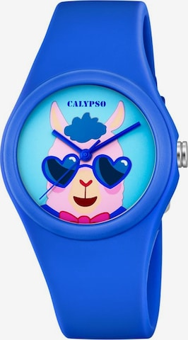 CALYPSO WATCHES Uhr 'Sweet Time' in Blau