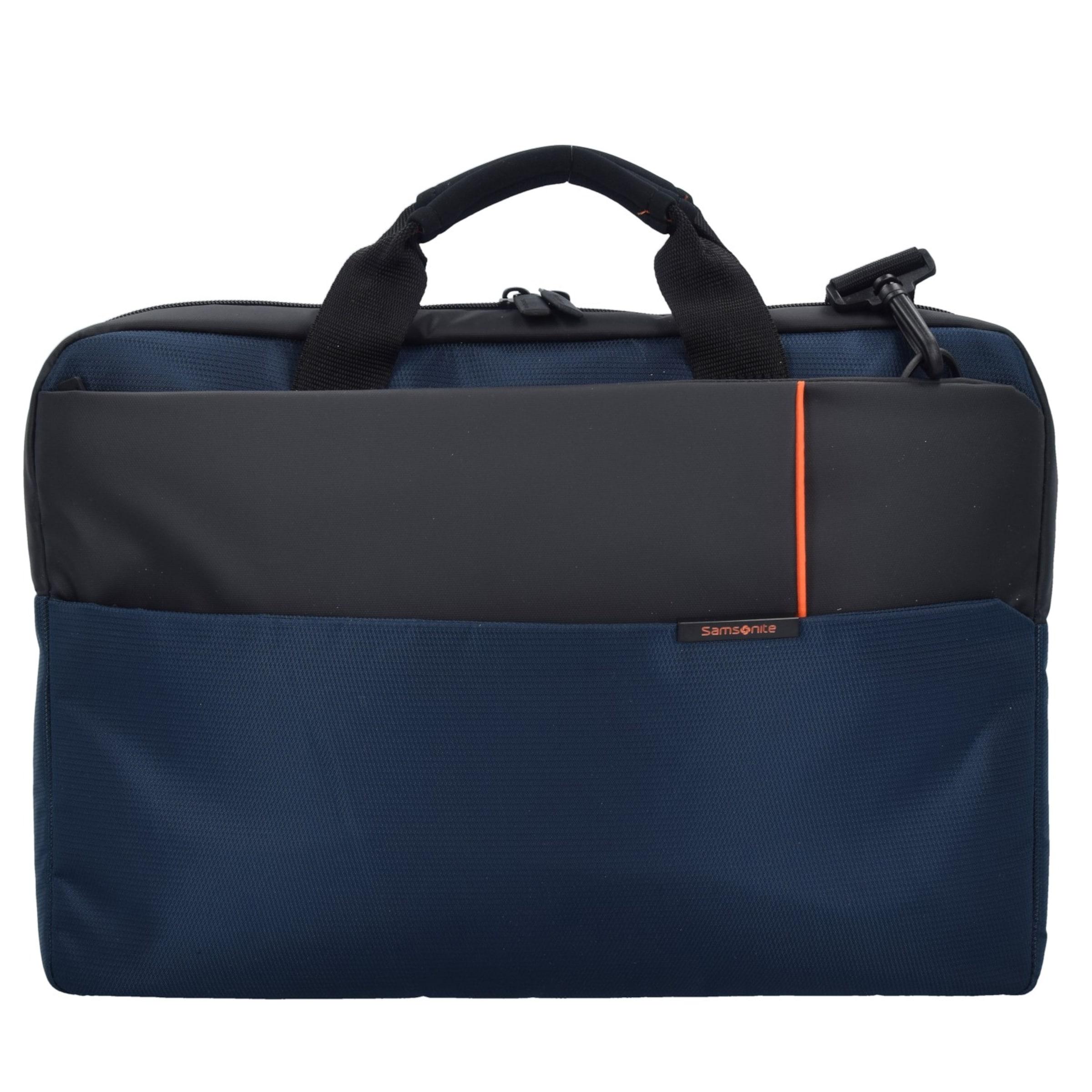 Besonders SAMSONITE Qibyte Businesstasche 44 cm Laptopfach Billig Verkauf Wirklich Spielraum Mode-Stil Wie Viel 0Y1tKoemJo