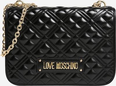 Love Moschino Torba na ramię w kolorze złoty / czarnym, Podgląd produktu