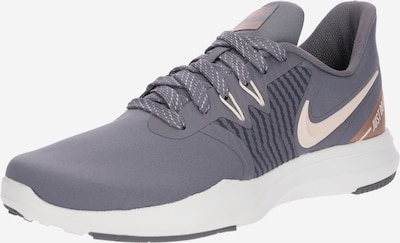 NIKE Спортни обувки 'In-Season TR 8 Premium' в бронз / сиво, Преглед на продукта