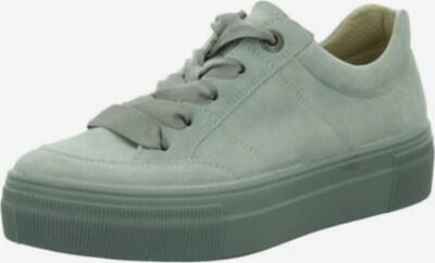 SUPERFIT Schnürschuhe in grün, Produktansicht