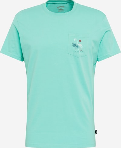 BILLABONG T-Shirt 'SHOONER' in aqua, Produktansicht