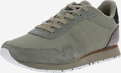 WODEN Sneakers laag in de kleur Groen, Productweergave