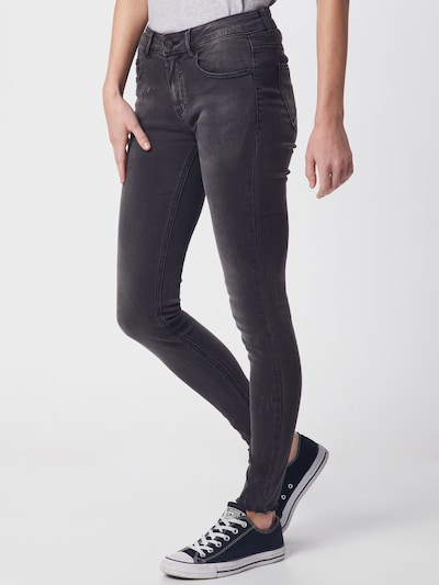 tigha Jeans in grau, Modelansicht