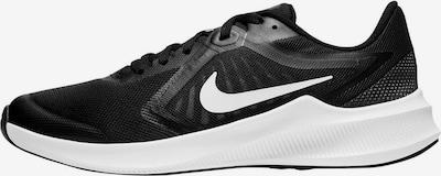 NIKE Tenisice za trčanje 'Downshifter 10' u antracit siva / crna / bijela, Pregled proizvoda