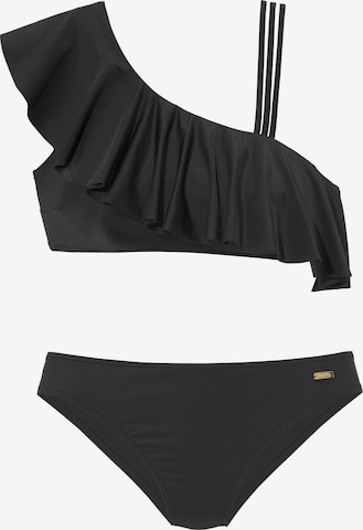 melns BUFFALO Bikini