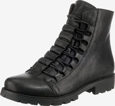 BRAKO Schnürstiefeletten in schwarz, Produktansicht