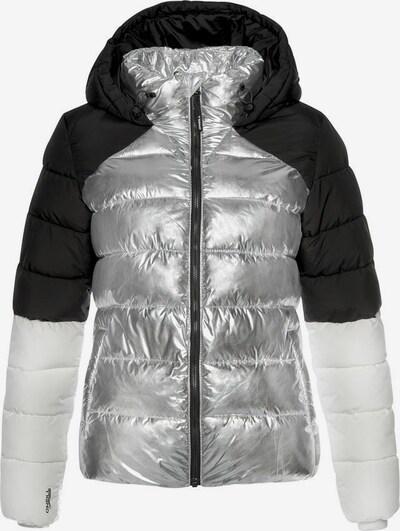 O'NEILL Skijacke 'Insulator' in schwarz / silber / weiß, Produktansicht