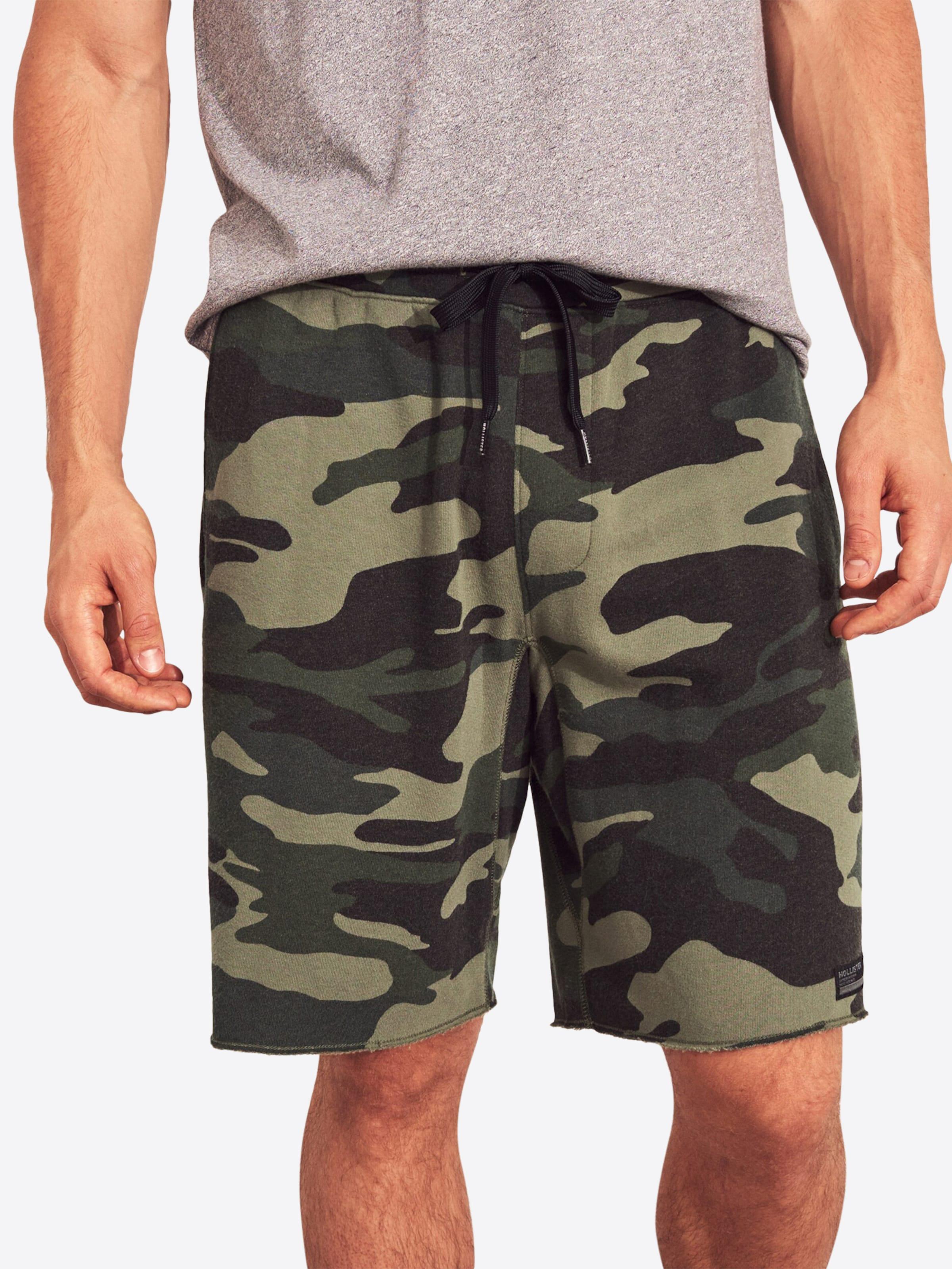 Pantalon Vert Pantalon Hollister En En Hollister Vert Foncé kZiOPwXuT