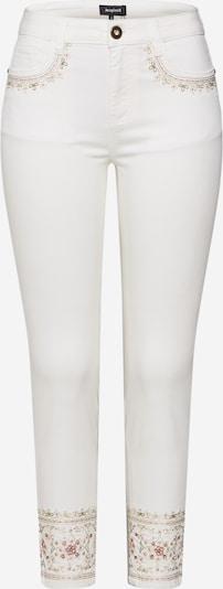 Desigual Jeans 'DENIM_INDIA' in white denim, Produktansicht