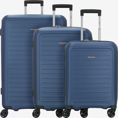 Hardware Kofferset in blau, Produktansicht