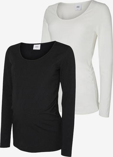 MAMALICIOUS Shirt in de kleur Zwart, Productweergave