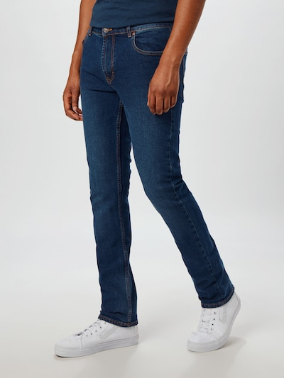 Denim Project Jeans 'Mr. Green' in blue denim: Frontalansicht