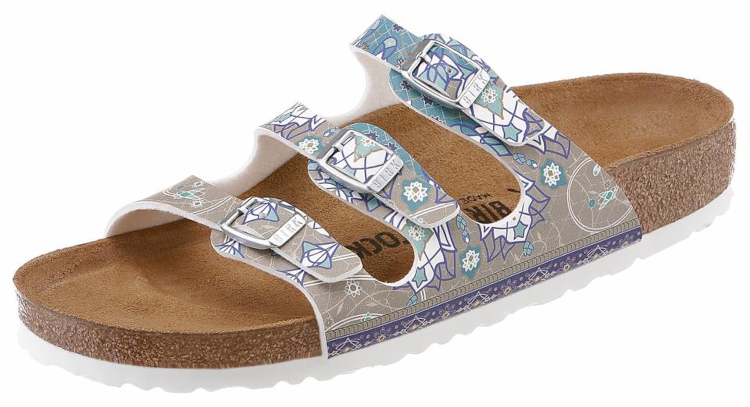 BIRKENSTOCK Pantolette FLORIDA Verschleißfeste billige Schuhe