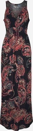 LASCANA Ljetna haljina u miks boja / crna, Pregled proizvoda