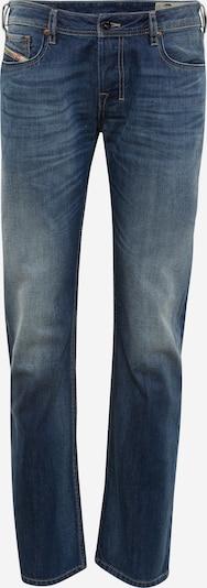 DIESEL Jeans 'ZATINY' in blue denim: Frontalansicht