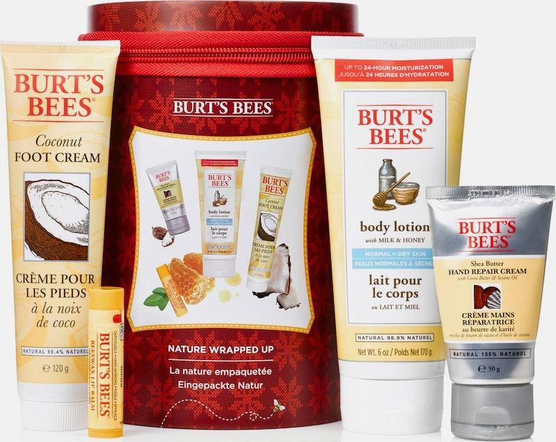 BURT'S BEES 'Nature Wrapped Up', Geschenk-Set